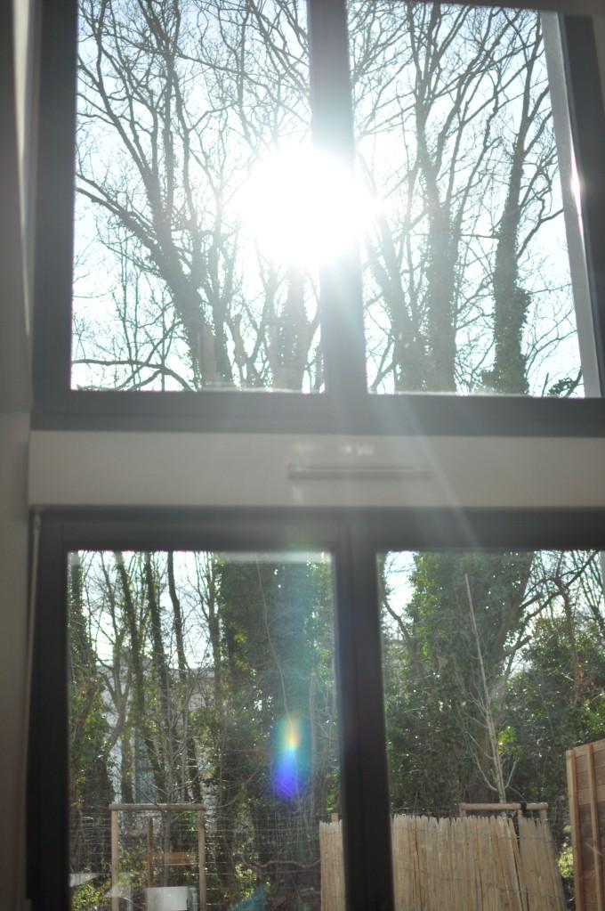 Laisser entrer le soleil